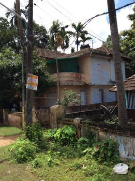 House for sale Chalkudy