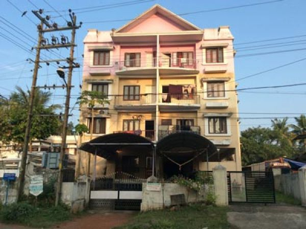 flat for sale Chalakudy